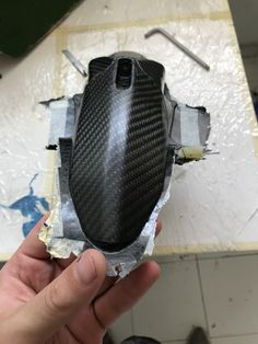 Shared by Motorcycle Fairings - Motocc Water Transfer Printing, Welding And Fabrication, Winter Project, Bike Design, Paint Schemes, Resins, Cool Guitar, Moulding, Gliders