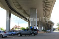 Under the Butterworth Outer Ring Road