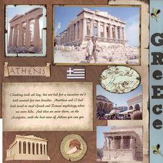 Athens, Greece - Scrapbook.com