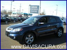 The Exterior of the 2007 Acura. Small Suv, Exterior, Car, Life, Automobile, Vehicles, Outdoor Rooms, Autos