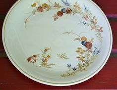 Vintage Noritake Versatone Orient Dinner Plate Kiseto Replacement Plate Japan