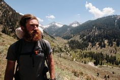 Outdoor beard