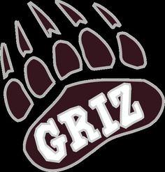 University of Montana, Grizzlies...