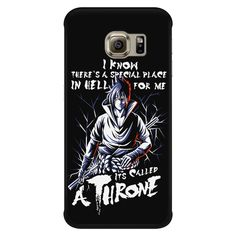 Naruto Sasuke Uchiha Stay on Throne Android Phone Case - TL00263AD