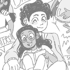 """Small Loser on Instagram: """"Ignore the awful cropping pls im begging * * * * #stevenuniverse #su #stevenuniversefuture #stevenuniverseart #stevenuniversefanart…"""" Connie Steven Universe, Steven Universe Ships, Steven Universe Comic, Connie Stevens, Lapidot, Universe Art, Cartoon Games, Best Couple, Cartoons"""
