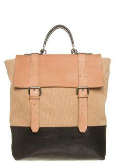 Zalando Collection - Sac à dos - marron