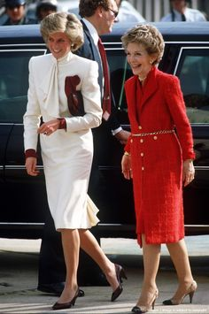 Image detail for -Diana And Nancy Reagan