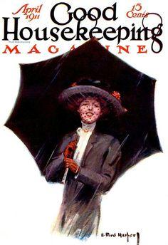 Good Housekeeping, april 1911