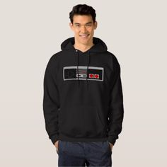 80's Video Game Controller Hoodie - vintage gifts retro ideas cyo