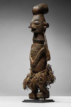 Lot n°98  Yaka Figure Congo, Belgium, Buddha, Greek, Auction, Statue, Art, Collection, Art Background