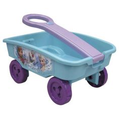 2b5df084fd13 Disney Frozen Pull Along Wagon was £8 NOW £4.80 FREE C C at Tesco Direct