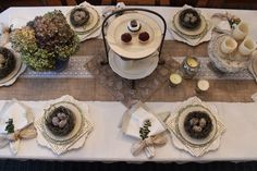 The Whole 9 Yards Spring Tablescape