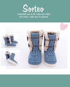 La tienda online de Mc Lalias sortea el zapato, bota, sandalia o zapato de ceremonia que m�s te guste de los que aparecen en su web www.mclalias.com