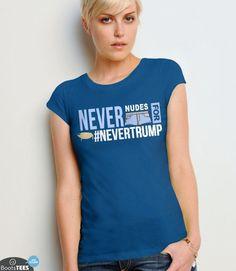 Never Nudes #Never Trump