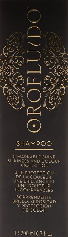 Orofluido Shampoo 200ml/6.7oz ** Learn more by visiting the image link. #hairideas