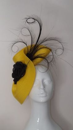 BY KERRY WINTER  #millinery #hats #HatAcademy