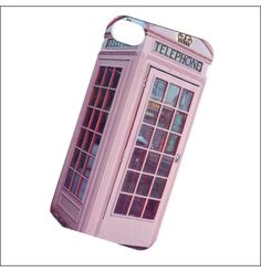 iphone 4 case telephone booth iphone 4s case by icasecouture, $15.00