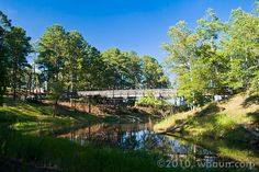 Bobby Brown State Outdoor Recreation Area in Elberton, Georgia.