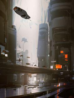 sparth:  rainy city 30 minutes.