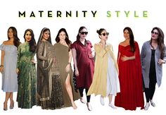 In Pics: An Ode To Kareena Kapoor Khan's Impeccable Maternity Style Casual Maternity, Maternity Clothing, Maternity Wear, Maternity Dresses, Maternity Fashion, Kareena Kapoor Pregnant, Kareena Kapoor Khan, Pregnancy Looks, Pregnancy Outfits