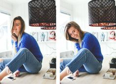 charlotte sjusdal blogg blogger fashion fashionblog style styleblog outfit ootd outfitblog fashionblogger styleblogger blue sweater levis jeans 3