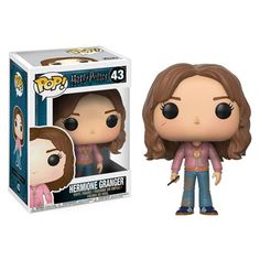 Harry Potter Hermione Granger Time Turner Pop! Vinyl Figure - Funko - Harry Potter - Pop! Vinyl Figures at Entertainment Earth