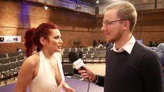 Interview mit Jessika (San Marino) Interview, Blue