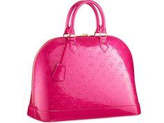 Louis Vuitton Rose Pop Alma (I love her)