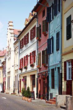 Sibiu, a beautiful Saxon city in Transylvania, Romania, www.romaniasfriends.com