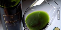 Cannabis infused wine. Would you drink it? - 9GAG