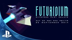 Futuridium EP Delux: Launch Trailer https://gamingvault8503.wordpress.com   #futuridium #videogame #trailer
