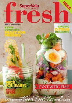 Supervalu Fresh Magazine by Jane Matthews