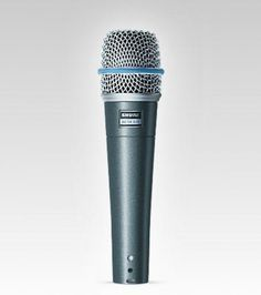 SHURE Beta 57A - Condenser Microphones - Microphones - Live Sound