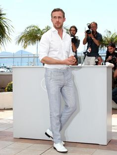 Ryan Gosling Style clothing Street Style