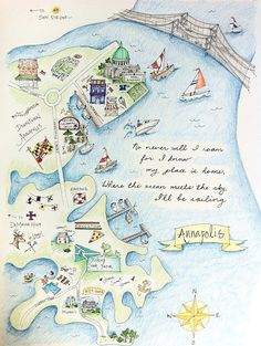 52 Best Maryland · (MD) images | Annapolis maryland, Ocean city md ...