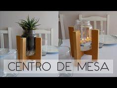 CENTRO DE MESA - MESA POSTA | DIY #clubedacasa - YouTube