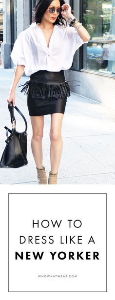 New York City style tricks