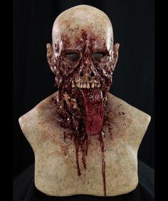 Buckshot the Zombie Silicone Mask