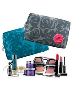LANCÔME 7-PIECE GIFT YOURS WITH ANY $39.50 OR MORE LANCOME PURCHASE (GIFT VALUE: $123 - $141)