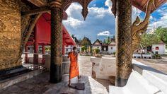 Laos - Follow the Monc