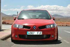 Renault Megane Sport Megane R26, Megane Sport, Renault Megane, Top Cars, Love Car, Dream Garage, Vroom Vroom, Vehicles, Sport Cars