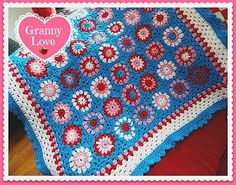 Ravelry: quiltdoggie's Granny Love Blanket