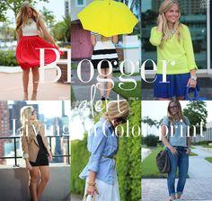 Bloggers to stalk #2 @Kristin Clark | Living In Color Print!! http://theinspirationstories.blogspot.gr/2013/10/blogger-alert-living-in-color-print.html