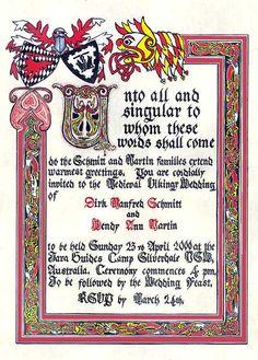 Knight birthday party invitation printable medieval times invite medieval wedding invitations wording google search stopboris Choice Image