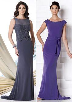 dresses with Bateau Necklines on http://itsabrideslife.com