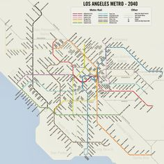Subway/Lightrail system (currently: 6 lines exist, 4 are being expanded, 3 are being merged, 1 newly under construction) 12 separate lines in 26 years Metro Rail Map, Metro Map, Mystery Train, System Map, Metro Subway, Rapid Transit, One Day Trip, Light Rail, Los Angeles Area
