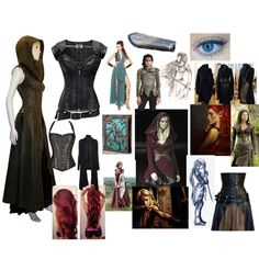 Polyvore on Pinterest | Pokemon Divergent and Inspired Outfits
