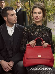Dolce & Gabbana – Womenswear Advertising Campaign - Fall Winter 2014