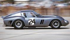 1962 Ferrari 250 Gran Turismo Omologato (GTO)