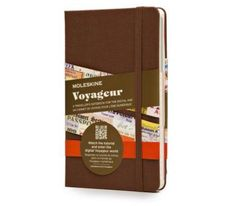 Moleskin Voyager Traveler's Notebook